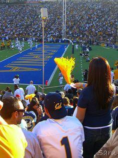 Cal Bears Vs. Michigan State Spartans | Flickr - Photo Sharing!