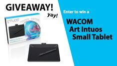 Giveaway Wacom Art Intuos Small Tablet