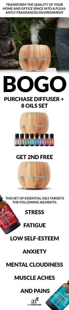 Transform the quality of your home and office space into a pleasantly fragranced environment with our standard cool mist aromatherapy essential oil diffuser and Top 8 Essential Oil Blend Set. Get your set today! Pure Essential Oils, Young Living Essential Oils, Essential Oil Diffuser, Diffuser Blends, Natural Remedies, Flu Remedies, Just In Case, Health And Beauty, The Help
