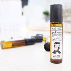 Roll on aromaterapia de #potionsbcn. #aromaterapia #naturalcare #greencosmetics