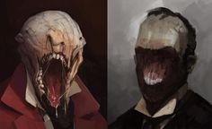 Heads by fightpunch.deviantart.com on @deviantART