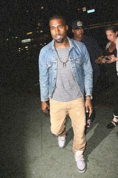 kanye west - fashion - swag