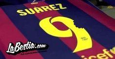 #LuisSuárez #Barcelona