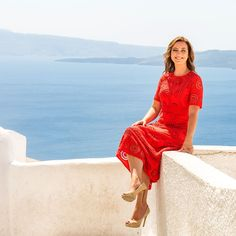 Ahhhhhh Santorini, take me back! 😍   My favourite ever vacation destination and a location that will always have a special place in my heart. 💙   Like if you love Santorini. 🇬🇷   📷 @kimonas_photography   💫 www.threesixfiveplus.com 💫