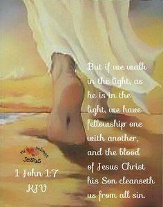 1 John 1:7                                                       …