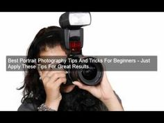 Portrait Photography Tips - Outdoor Lighting Tricks And Techniques