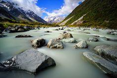 Aoraki Mount Cook, New Zeland