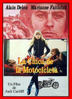 La chica de la motocicleta (1968) Director: Jack Cardiff Visto el 10/05/2015