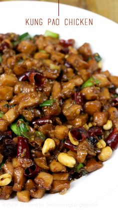Kung Pao Chicken Recipe & Video - Asian at Home