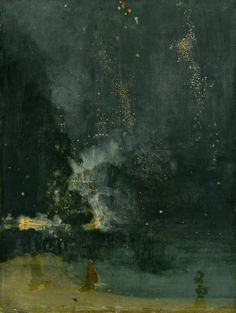 James McNeill Whistler.