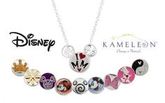 Not really clothing, but fashion. There is a  new Disney Kameleon line of jewelry.
