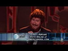 Casey Abrams, I put a spell on you