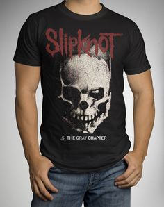 Party points to ME! I just found the Slipknot Skull Tee from Spencer's. Visit their mobile website to get this item and more like it.