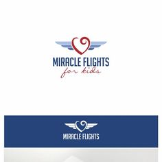 Miracle Flights For Kids �20Create a logo for a High Profile National Charity