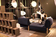 #Moroso Orgatec 2014 Urquiola - Tender & Mafalda Home Decor, Decoration Home, Room Decor, Home Interior Design, Home Decoration, Interior Design