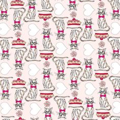 Rose + 🐈 + 💕 . . . .  #picoftheday #drawing #illustratrice #instagood #dessin #cat #print #pink #art #angelinemelin #potd #illustration