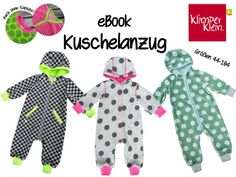 eBook Kuschelanzug - Klimperklein Onlineshop
