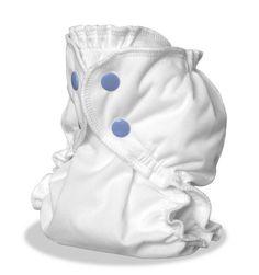 Cobertor Applecheeks Talla 2 BLANCO