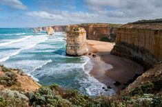 The Great Ocean Road from my 2013: A Year in Photography Photo Essay