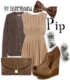 Maybe with a pop of pink or turquoise and this outfit is perfect for a brunch or a late lunch :)