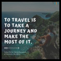 """""""To Travel is To Take A Journey And Make The Most Of it."""" #FollowUs & #StayTuned for updates. #travel #travelgram #instatravel #instatravelgram #instaquote #instatraveler #instatrip #waters #beach #rocks #mountains #instaphoto #photography #nature #travelphotography #subscribe #startups #business #comingsoon"""