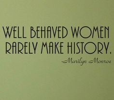 #Marilyn Quotes