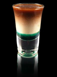... Irish Cream and house Kahlua, a coffee-tasting syrup made with Pero