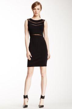 Catherine Malandrino Yellow Label Briella Dress