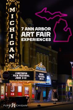 What to do when you visit the Ann Arbor Art Fair.