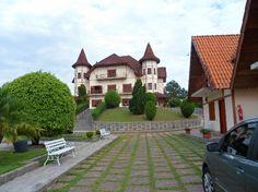 chateau no Brasil - São Lourenço MG