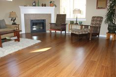 living room flooring pictures | Rooms with Bamboo Flooring