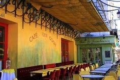 Cafe Van Gogh Arles France
