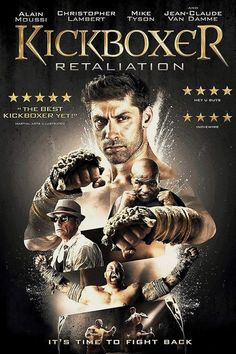 Kickboxer: Retaliation FUll Movie Watch Online Free Download