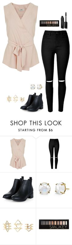"""""""Untitled #537"""" by h1234l on Polyvore featuring Miss Selfridge, Charlotte Russe, Forever 21, Bobbi Brown Cosmetics, women's clothing, women, female, woman, misses and juniors"""