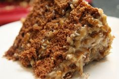 If you've ever had German Chocolate Cake, you know that the Coconut Pecan Frosting is the real star of the show. It is life changing. It is quite simply the most divine frosting that has eve…
