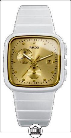 Rado Mujer R28392252r5.5color blanco reloj de cuarzo analógica Swiss por Rado  ✿ Relojes para mujer - (Lujo) ✿