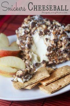 Snicker's Cheeseball