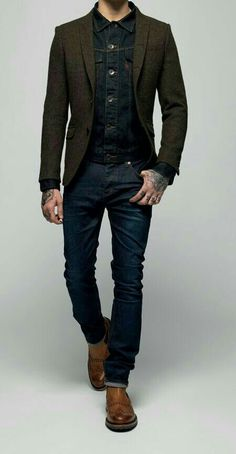 Men's fashion #fall
