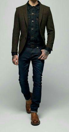Men's fashion #fall