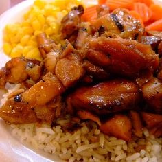 Secret Copycat Restaurant Recipes – Cajun Cafe Bourbon Chicken Secret Recipe