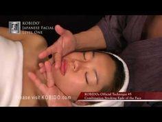 KOBIDO® Level 1 & 2: Traditional Japanese Facial by 26th Generation KOBIDO Master - YouTube