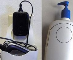 cell phone/charger holder