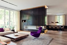 Villa in Munich by Michale Neumayr Design