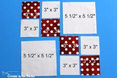Creatin' in the Sticks: 30 Quilt Blocks in 30 Days - Block 16