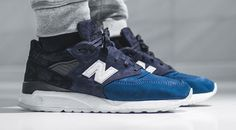 Ronnie Fieg Is Releasing a New Balance Collab for Black Friday