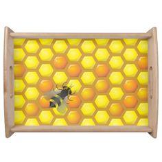 Bee and Honeycomb Custom