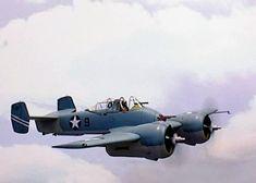 XF5F-1 Skyrocket. Early Star Wars pod racer.F-4 was Wildcat/F-6 was Hellcat. SKYROCKET WAS UNSUCCESSFUL DEVELOPEMENT BETWEEN THEM.