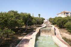 Paraje Natural Molino del Agua en Torrevieja
