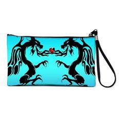 Dragon Love Clutch Bag