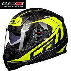 8 best hjlmvska images on pinterest hard hats helmets and genuine ls2 ff396 carbon fiber motorcycle helmet full face racing motorbike helmets with air pump dual fandeluxe Images